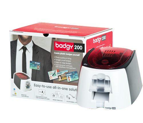 Evolis Badgy200 ID Card Printers