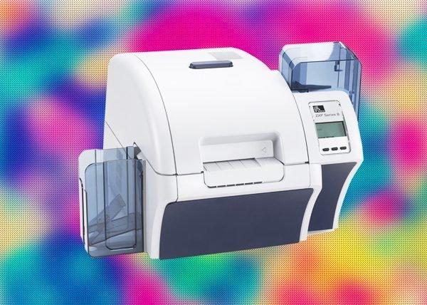 Zebra ID card Printers in UAE | Zebra ZXP 8 ID Card Printers