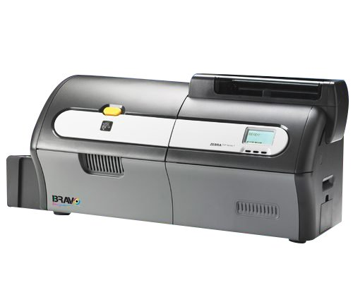 Bravo Zebra ZXP 7 ID Card Printers