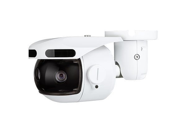 MEGApix® PANO™ 6 Megapixel Multi-Sensor 180° Indoor/Outdoor Bullet IP Camera