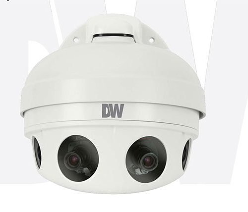 MEGApix-PANO-Dome-IP-Camera