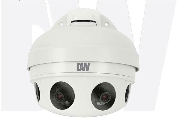 MEGApix-PANO-Dome-IP-Camera