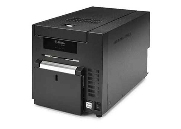 ZEBRA Large Format ID Card and Badge Printer - ZC10L | Zebra ZC10L