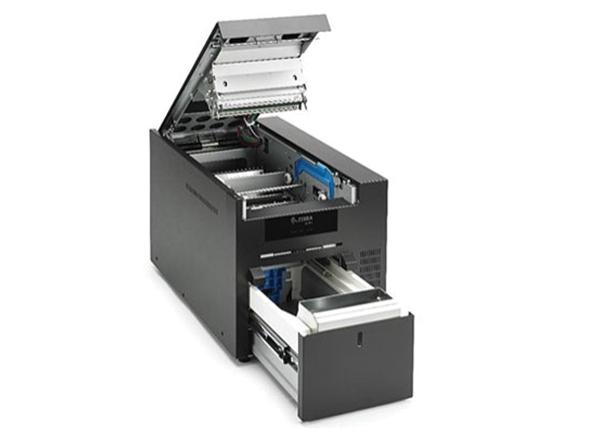 Zebra Zc10l Badge Printer