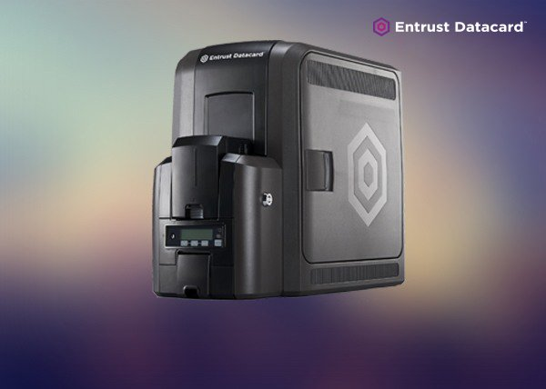 Entrust -datacard -CR805