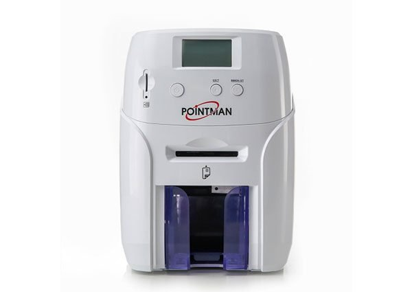 pointman NUVIA-N20-SINGLE-SIDED-CARD-PRINTER