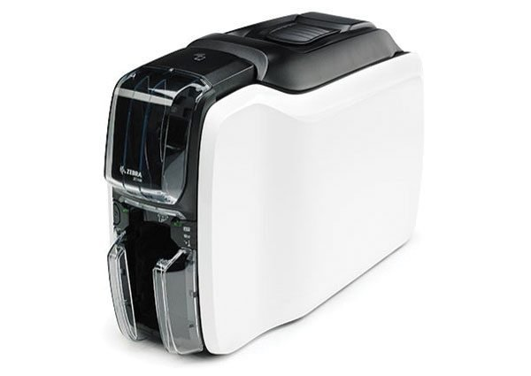 ZEBRA ZC100 - Single sided ID card printer