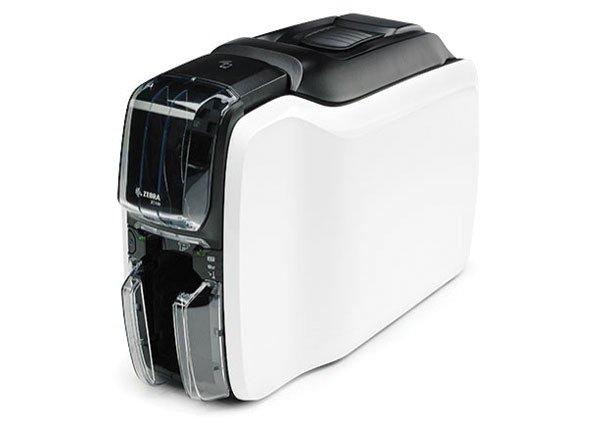 ZEBRA ZC100 - Single sided ID card printer