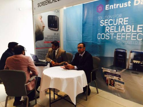 Seamless Payment Exhibition at Nairobi Kenya
